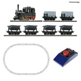 Roco 31035 Analogue start set: Light railway steam locomotive