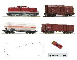 Roco 51321 Z21 Start Digital Set Diesel Locomotive Class 114 and Goods Train DR