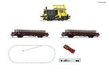 Roco 51333 z21 start digital set Di esel locomotive Sik