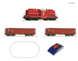 Roco 51334 Analogue start set Diese l locomotive class 2045