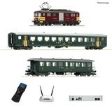 Roco 51339 z21 digital set Electric luggage railcar De 44