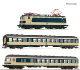 Roco 61485 3 piece set The Karlsruh e train