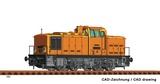 Roco 70265 Diesel locomotive class 1 6