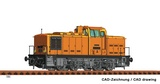 Roco 70266 Diesel locomotive class 1 6