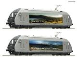 Roco 70659 Electric locomotive EL 18 2247