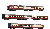 Roco 71934 7 Piece Set Diesel Multiple Unit Class 601 DB