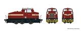 Roco 72178 Diesel locomotive DHG 500 of Rheinpreussen AG