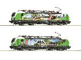 Roco 73952 Electric Locomotive 193 839-8 SETG