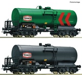 Roco 76013 2 piece set Tank wagons