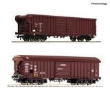 Roco 76020 2 piece set Goods wagons