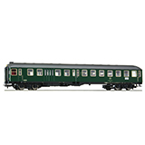 Roco 54460 2nd class center entry coach with control cab DB