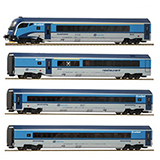Roco 74143 4 piece set Railjet CD