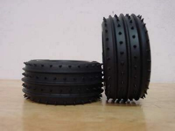 Tamiya 50449 RC Stadium Blitzer F. Tires