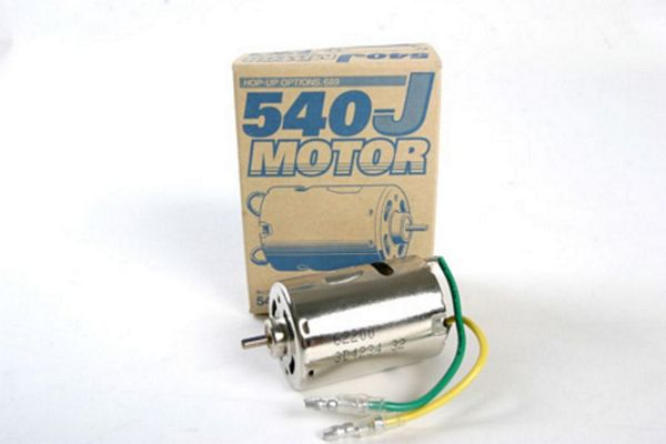 Tamiya 53689 RC Motor 27T Brushed 540