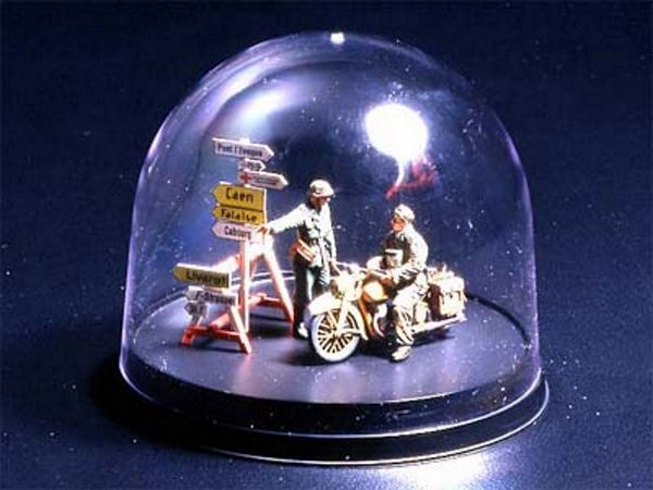 Tamiya 73012 Display Case J Dome Type