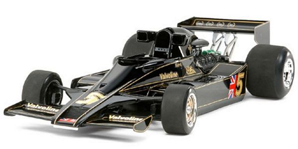 Tamiya 20065 Team Lotus Type 78 1977 w-Photo Etched Parts