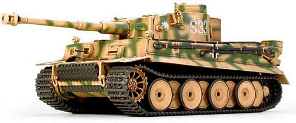 Tamiya 32504 German Tiger I Early Prod