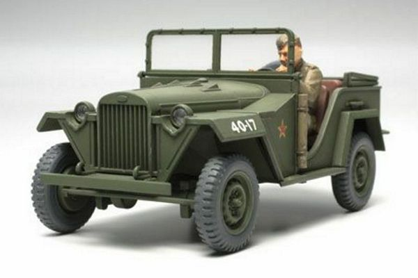 Tamiya 32542 Russian Field Car GAZ-67B