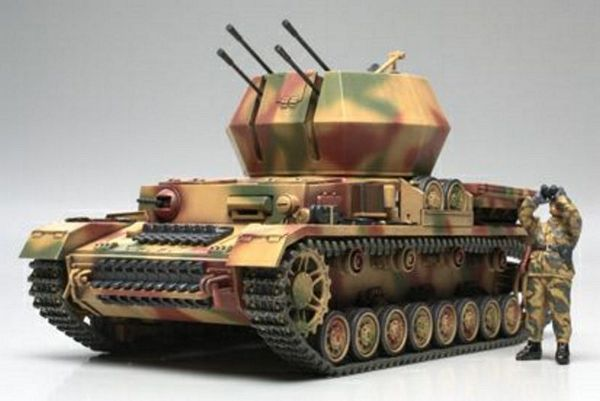 Tamiya 32544 German Flakpanzer IV