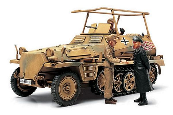 Tamiya 32550 German Sd.Kfz.250/3 Greif