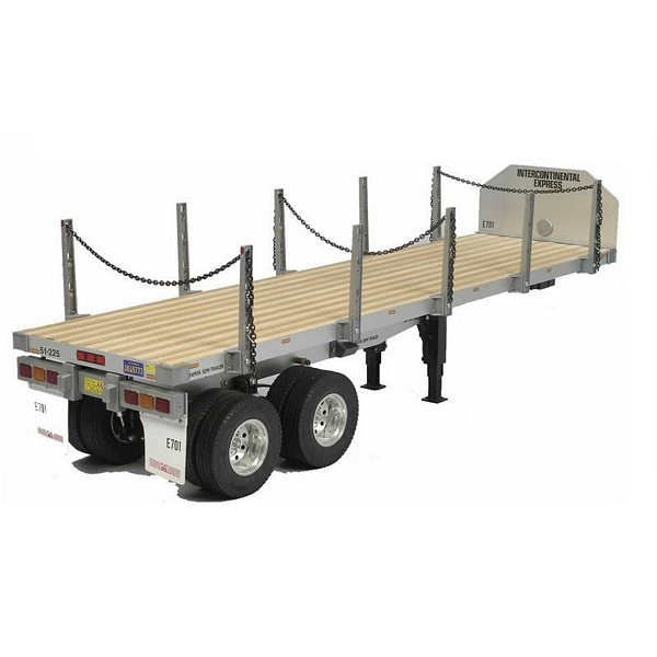 Tamiya 56306 Flatbed Semi-Trailer