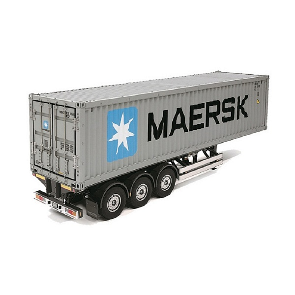 Tamiya 56326 RC Container Trailer Maersk