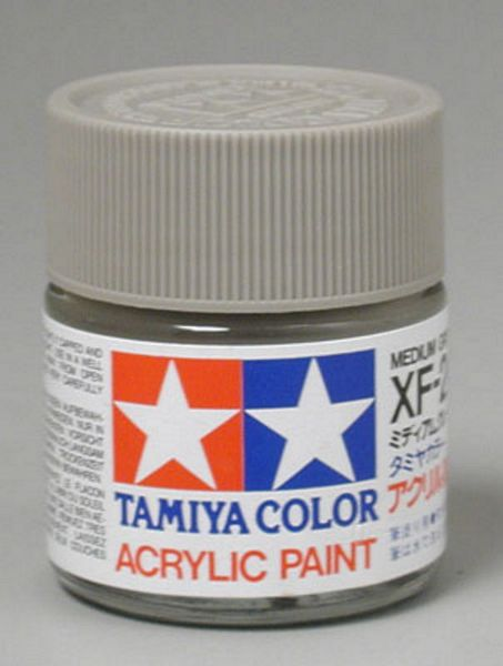 Tamiya 81320 Acrylic XF-20 Medium Gray
