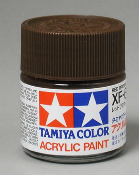 Tamiya 81364 Acrylic XF-64 Red Brown
