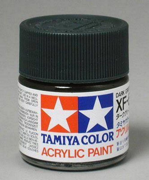 Tamiya 81761 Acrylic Mini XF-61 Dark Green