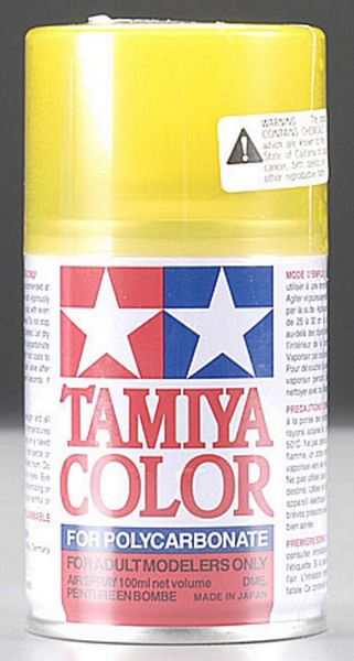 Tamiya 86042 PS-42 Translucent Yellow