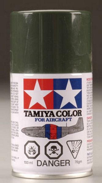 Tamiya 86524 AS-24 Dark Green German Air