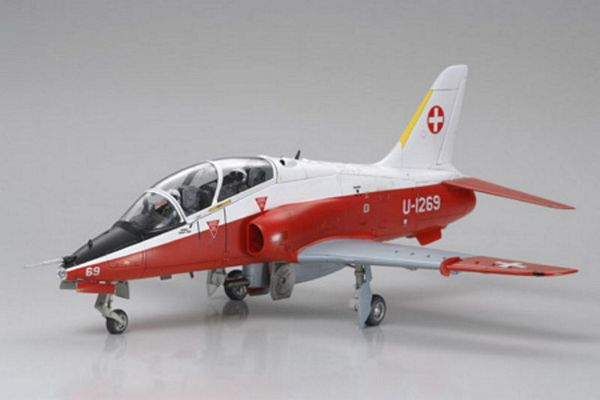 Tamiya 89784 Hawk Mk.66 Swiss Air Force