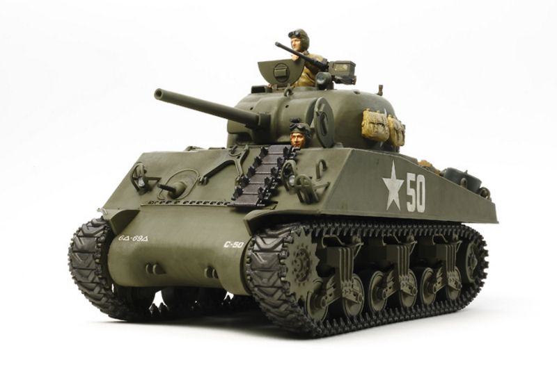 Tamiya 30056 US Medium Tank M4A3 Sherman