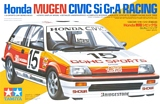 Tamiya 24063 1-24 Honda Mugen Civic Si Gr A Racing Re-Release