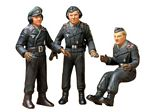 Tamiya 35001 1-35 German Army Tank Crew