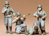 Tamiya 35002 1-35 German Army Infantry