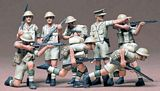 Tamiya 35032 British 8th Army Infantry Kit