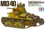 Tamiya 35034 Carro Armato M13-40 Kit Limited Production