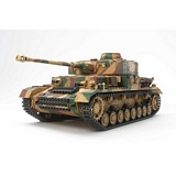Tamiya 36211 Panzerkampfwagen IV Ausf.J with Single Motor