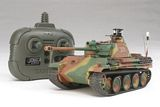 Tamiya 48209 RC Panther Type G Late Prod