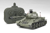 Tamiya 48210 RC Russian MT T 34 85