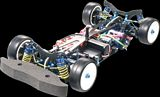 Tamiya 49349 RC TRF415MS Chassis Kit LE Limited Edition