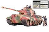 Tamiya 25144 German King Tiger with Amber Photo Etched