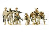 TAMIYA 32406 1-35 US Modern Infantry Iraq War Set