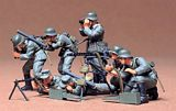 Tamiya 35038 German Machine Gun Troops Kit