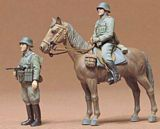 Tamiya 35053 German Wehrmacht Infantry Kit