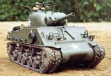 Tamiya 56014 RC M4 Sherman 105mm Howitzer Full Option Kit