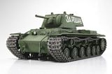 Tamiya 56028 RC Russian Heavy Tank KV-1 Full Option Kit