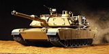 Tamiya 56041 U.S. Main Battle Tank M1A2 Abrams Full Option Kit