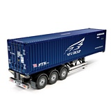 Tamiya 56330 Container kit Trailer NYK 40ft 3 Axle